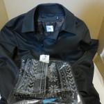 スーツセレクト福袋2013コートとマフラー