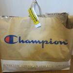 チャンピオンスポーツ福袋2013の中身公開(Champion)