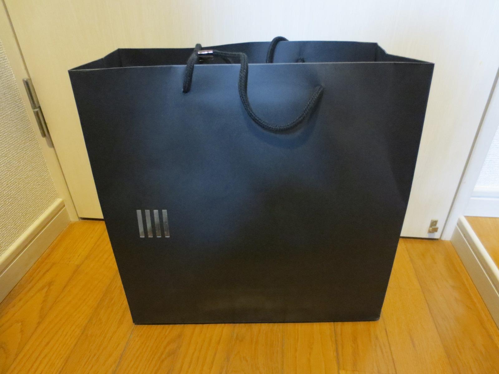 スーツセレクト店頭HappyBag2013