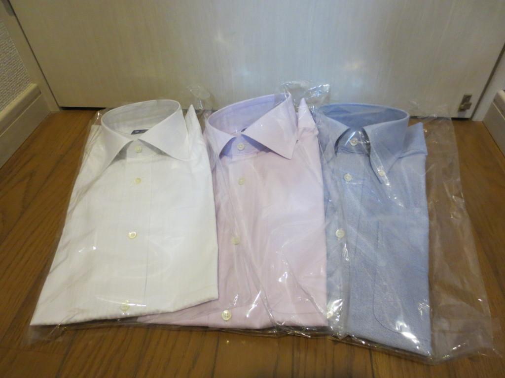 鎌倉シャツ2013Yシャツ福袋の中身