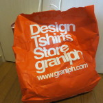 グラニフTシャツ福袋2013インターネット販売の中身公開(Design Tshirts Store graniph)