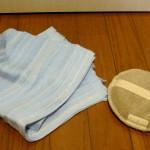 IKEUCHI ORGANIC楽天タオル福袋2015コットンガーゼマフラー・コットンパフ