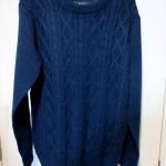 レイジブルー(RAGEBLUE)福袋2015福袋セーター紺色